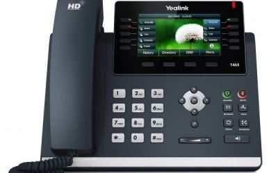 Finding IP Address of Yealink T46S